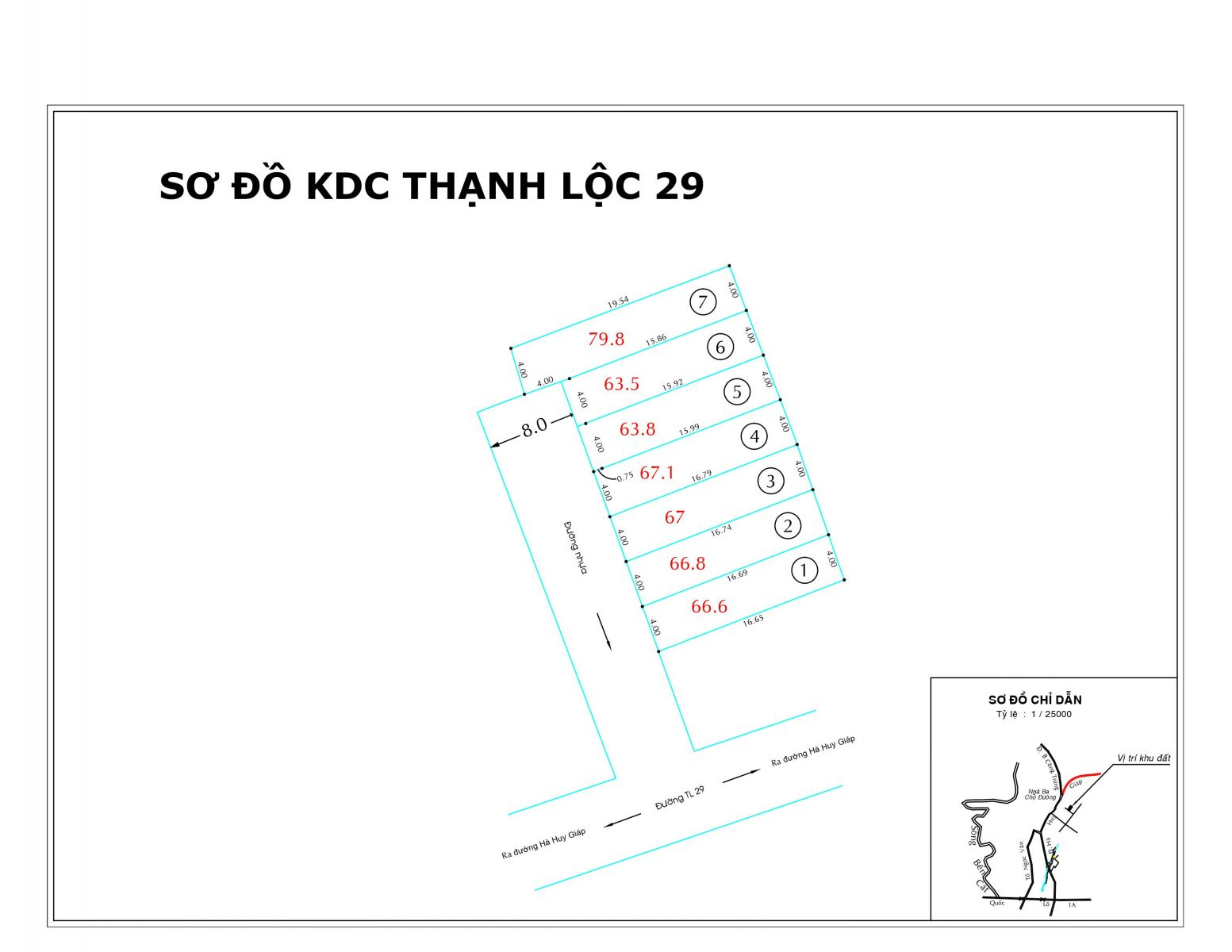 so do du an kdc thanh loc 29 quan 12